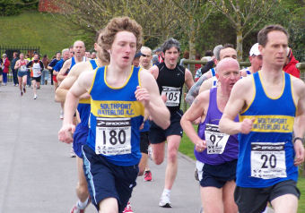 Southport 4 Mile race, 2009
